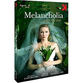 Melancholia, Édition collector prestige 2 DVD, Dvd