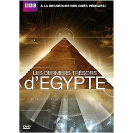 Les derniers trésors d'Egypte, Dvd