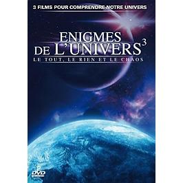 énigmes de l'univers, Dvd