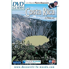 Costa Rica, à l'état pur, Dvd