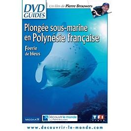Plongee sous-marine en Polynesie francaise, Dvd