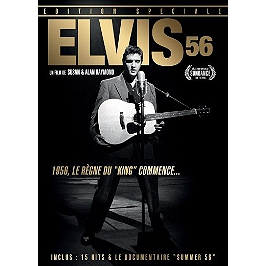 Elvis 56, Dvd