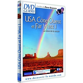 USA côte Ouest et Far West 1, Dvd