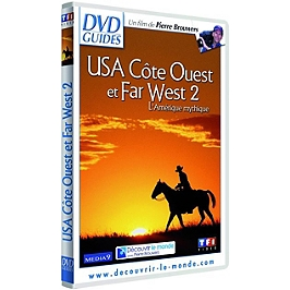 USA côte Ouest et Far West 2, Dvd