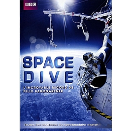 Space dive, Dvd