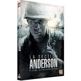 La section Anderson, Dvd