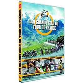 Les grands cols du tour de France, Dvd