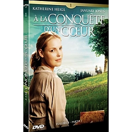 à la conquête d'un coeur, vol. 1, partie 1, Dvd