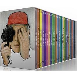 Coffret intégrale Rohmer, Blu-ray