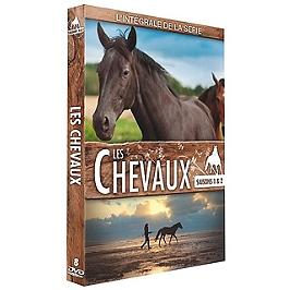 Les chevaux, saisons 1 et 2, Dvd