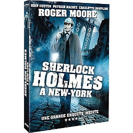 Sherlock Holmes à New York, Dvd