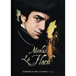 Coffret intégrale Nicolas le Floch, Dvd
