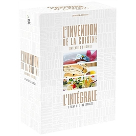 L'invention de la cuisine, Dvd