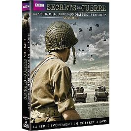 Coffret secrets de guerre, vol. 3, Dvd