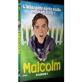 Coffret Malcolm, saison 1, Dvd