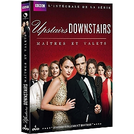 Upstairs downstairs - maîtres et valets, Dvd