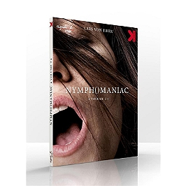 Nymphomaniac, vol. 2, Dvd