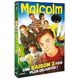 Malcolm, saison 2, Dvd