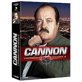Coffret Cannon, saison 2, Dvd