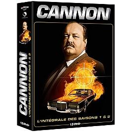 Coffret Cannon, saisons 1 et 2, Dvd