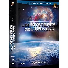 Coffret les mystères de l'univers, vol. 1 et 2, Dvd