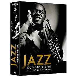 Coffret jazz : 100 ans de légende, Dvd