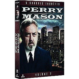 Coffret Perry Mason, vol. 2, Dvd