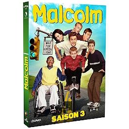 Coffret Malcolm, saison 3, Dvd