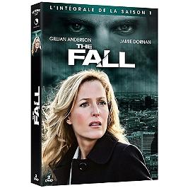 Coffret the fall, saison 1, Dvd