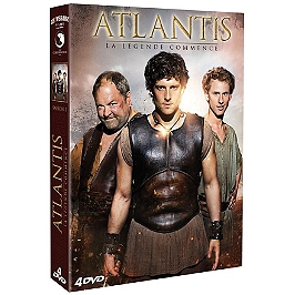 Coffret Atlantis, saison 1, Dvd