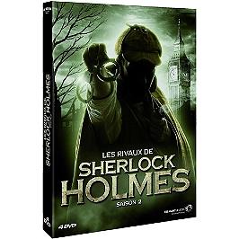 Coffret les rivaux de Sherlock Holmes, vol. 2, Dvd