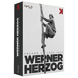 Coffret Werner Herzog, vol. 1 : 1962 - 1974, Dvd