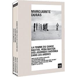 Coffret Marguerite Duras : des journées entières dans les arbres ; Baxter Véra Baxter ; la femme du Gange, Dvd