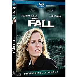 Coffret the fall, saison 1, Blu-ray