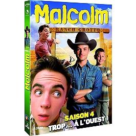 Coffret Malcolm, saison 4, Dvd