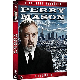Coffret Perry Mason, vol. 3, Dvd
