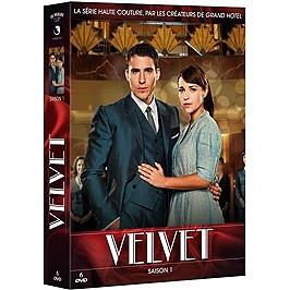 Coffret velvet, saison 1, Dvd