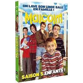 Coffret Malcolm, saison 5, Dvd