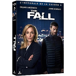 Coffret the fall, saison 2, Dvd
