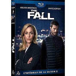 Coffret the fall, saison 2, Blu-ray