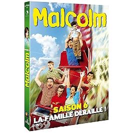 Coffret Malcolm, saison 6, Dvd
