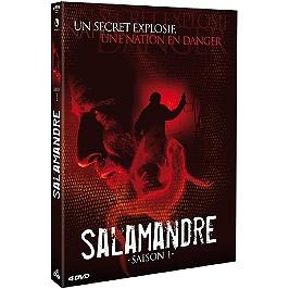 Coffret Salamandre, saison 1, Dvd