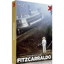 Fitzcarraldo, Blu-ray