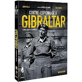 Contre-espionnage à Gibraltar - i was Monty double, Dvd
