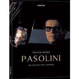 Pasolini, Dvd