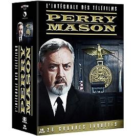 Coffret intégrale Perry Mason : les téléfilms, 26 grandes enquêtes, Dvd
