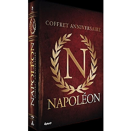 Coffret anniversaire Napoléon, Dvd