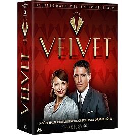 Coffret velvet, saisons 1 et 2, Dvd