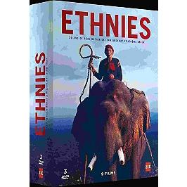 Coffret ethnies, Dvd