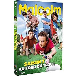 Coffret Malcolm, saison 7, Dvd
